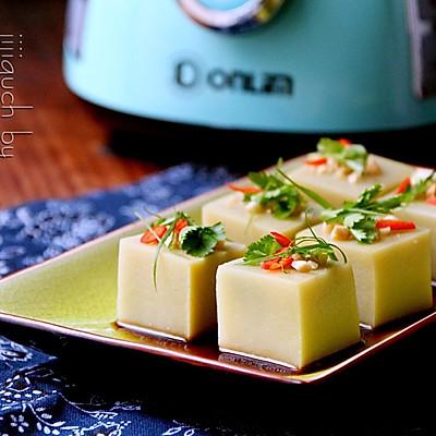 东菱水果豆浆机——翡翠猪皮冻