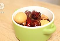 迷迭香美食  红枣栗子鸡蛋红糖水的做法