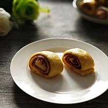 红薯豆沙卷
