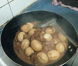 蛋烧肉的做法