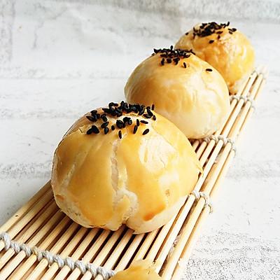 中式点心 花生酥——改编自君之老师的飘香小圆饼