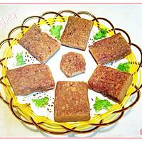 自制红糖糯米年糕的做法图解12