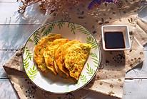快手早餐—西葫芦鸡蛋饼的做法