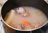 筒骨汤的做法