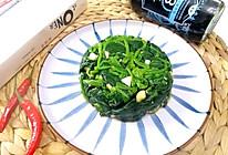 #助力高考营养餐#蒜香菠菜的做法