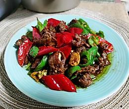 锦娘制——小炒黄牛肉的做法
