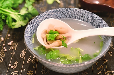 养胃汤-羊肚汤