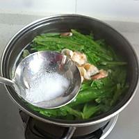 时蔬敲虾汤的做法图解8