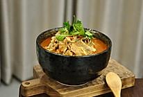 确定不来一碗热乎乎的酸汤肥牛?的做法