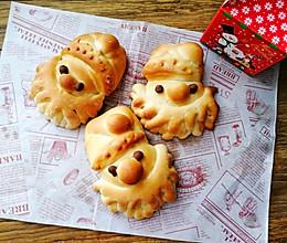 圣诞老人面包的做法