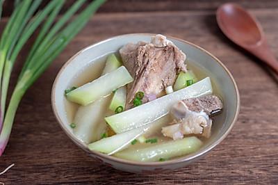 菜头猪骨汤