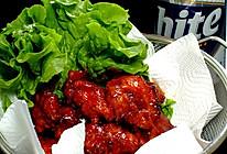 【韩国美食】—甜辣酱炸鸡的做法