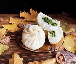 #今天吃什么#香菇素菜包的做法