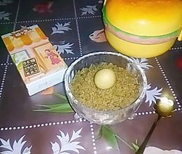#糖小朵甜蜜控糖秘籍#蚕豆沙的做法