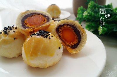 蛋黄酥#约会MOF#