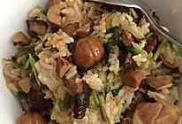潮汕味道之香饭(板栗炒饭)的做法