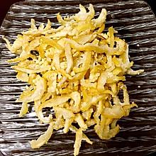 糖渍柚子皮