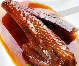 一潮潮州菜教你做回味绵长的金牌卤水鹅翅的做法