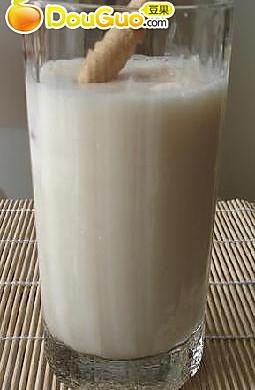 夏日饮品--水蜜桃酸奶