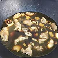 红烧土鸡的做法图解8