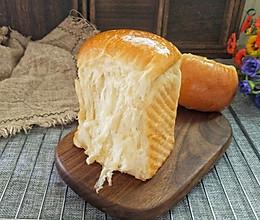 #带着零食去旅行!#奶油吐司的做法