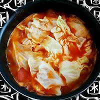 培根薄荷蔬菜汤的做法图解6