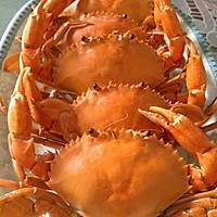 简单易学的蒸螃蟹的做法图解3