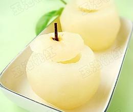 冰糖炖梨的做法