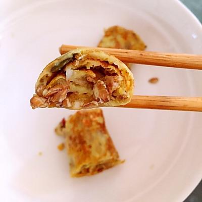 燕麦早餐饼