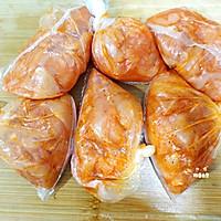 减肥主食代餐!香煎鸡胸肉  低脂低卡 减重食谱!的做法图解7
