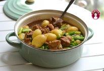#做道懒人菜,轻松享假期# 排骨炖小土豆的做法