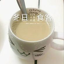 核桃枸杞豆浆#美的早安豆浆机#