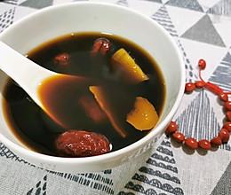女生版 红糖姜枣水的做法