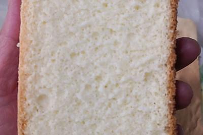 12寸戚风蛋糕胚