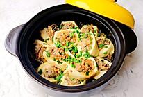 客家美食《砂锅咸菜酿豆腐煲》的做法