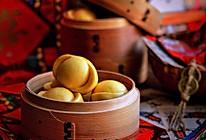 黄金万两 元宝馒头#年味十足的中式面点#的做法