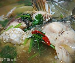 清炖鱼的做法