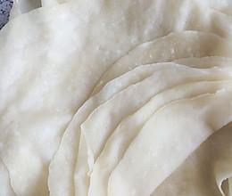 春饼卷土豆丝的做法
