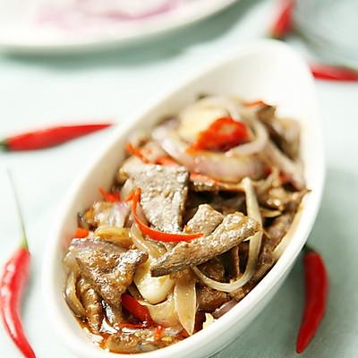 最上瘾的绝味川菜——火爆猪肝