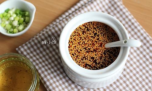 【复合香料油泼辣子&香料油】浓香略复杂版本万用辣椒油的做法
