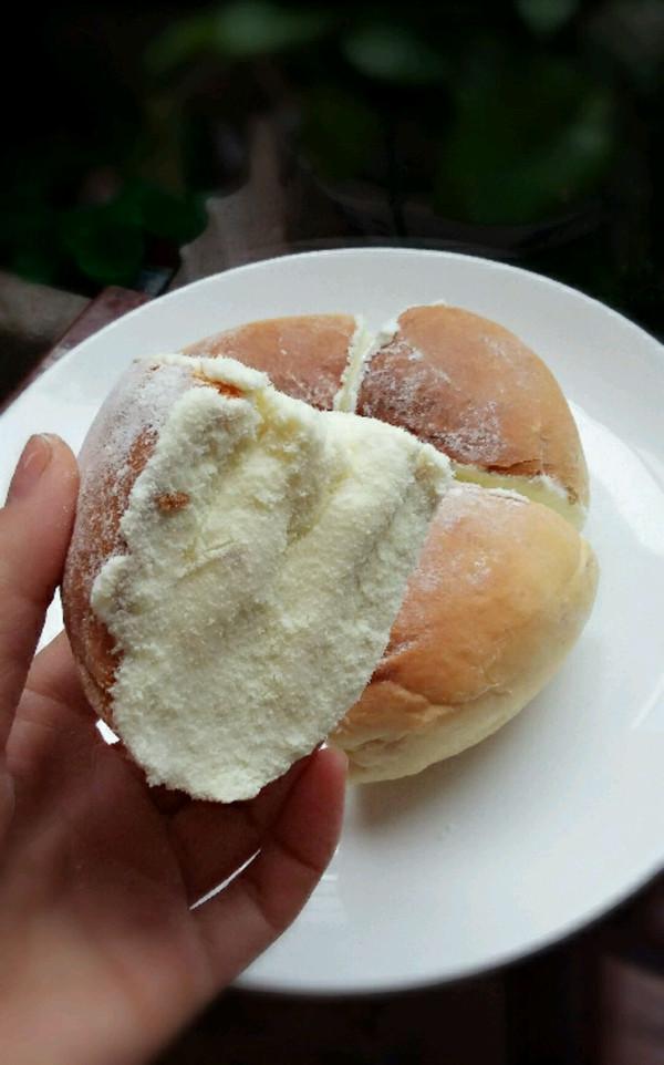 奶酪包的做法