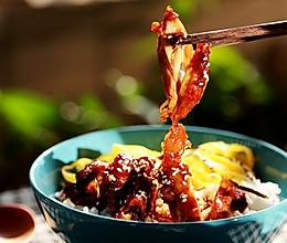 照烧鸡扒饭:好时光就要浪费在厨房的做法