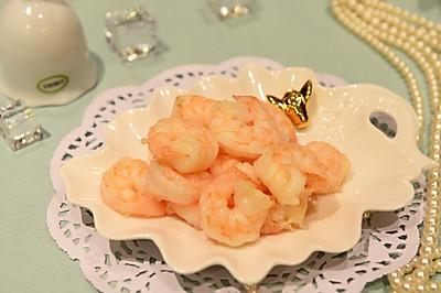江浙菜-水晶虾仁(附漂洗和上浆窍门)