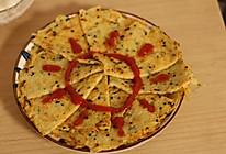 #合理膳食 营养健康进家庭#土豆胡萝卜煎饼的做法