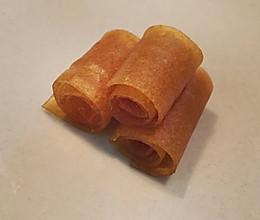 宝宝零食之免敏苹果卷(简单到令人发指)的做法