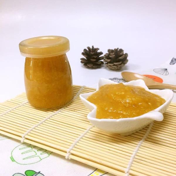 通便润肠,止咳功效的桃子酱的做法