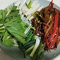 泡椒猪肝,一分钟出锅的做法图解4