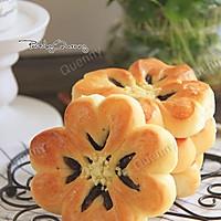 四叶草豆沙面包#急速早餐#的做法图解23