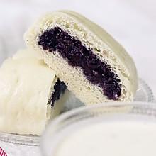 米面新煮意:紫糯米卷