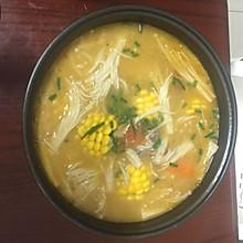 营养鲜鸡汤